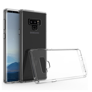 the latest 74fe8 05126 2 in 1 TPU PC Protective Back Case For Samsung Galaxy Note 9 Hybrid  Shockproof Case