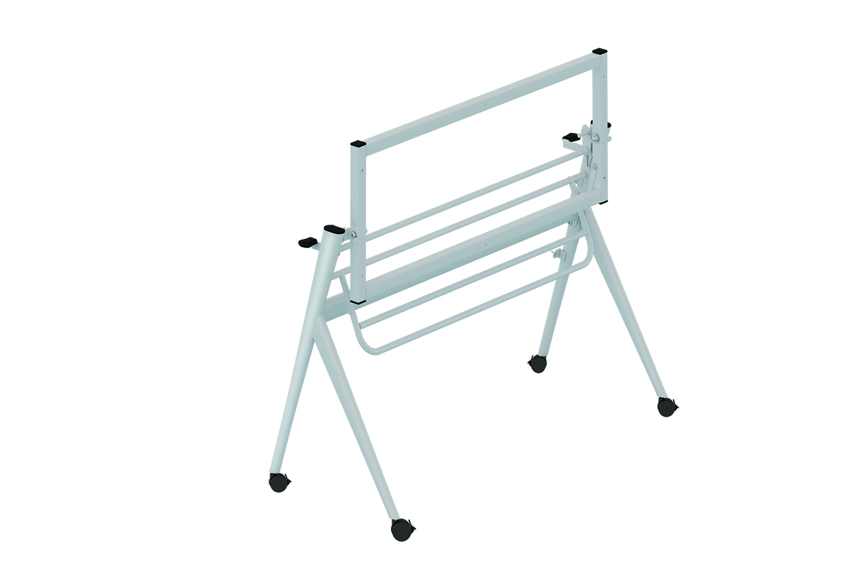 Factory wholesale foldable table frame/welded table frame