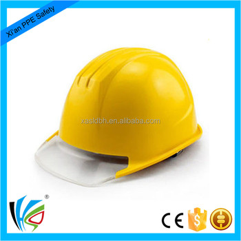 Colorful Construction Work Safety Helmet Hard Hat For Live-working ... d029072c994