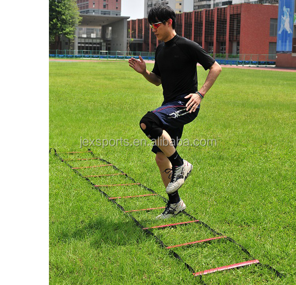 Sport speed agility training ladder
