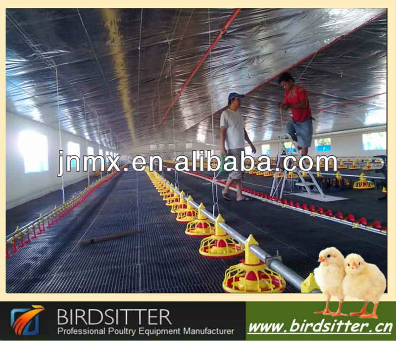 poultry raising equipment