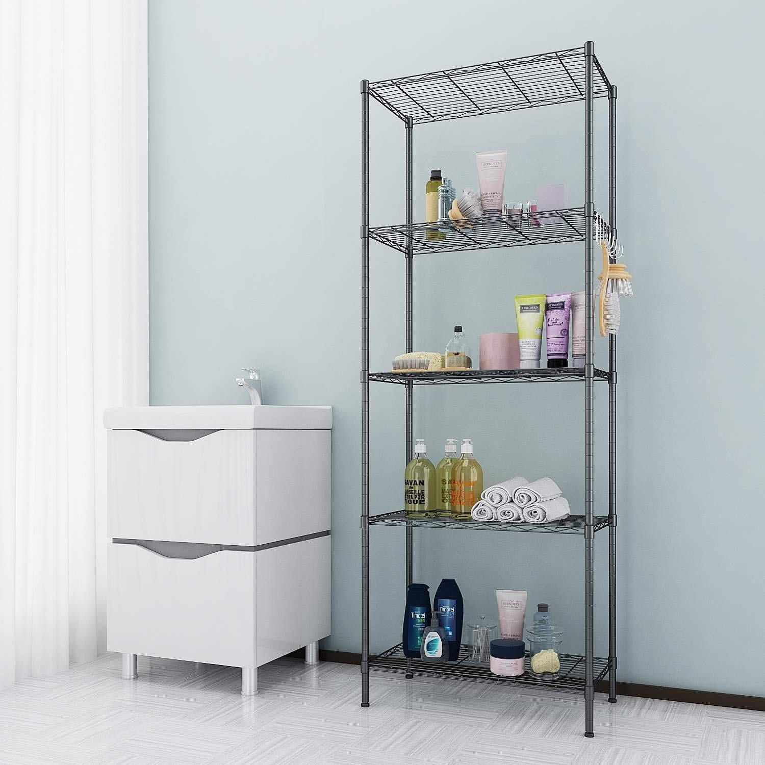 Cheap Free Standing Metal Shelving, find Free Standing Metal ...