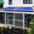 Distinctive Sunshade conservatory skylight pergola Roof Awning