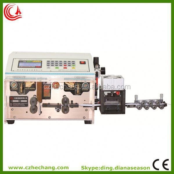 Flexible Flat Cable high quality komax 206 wire cutting machine price