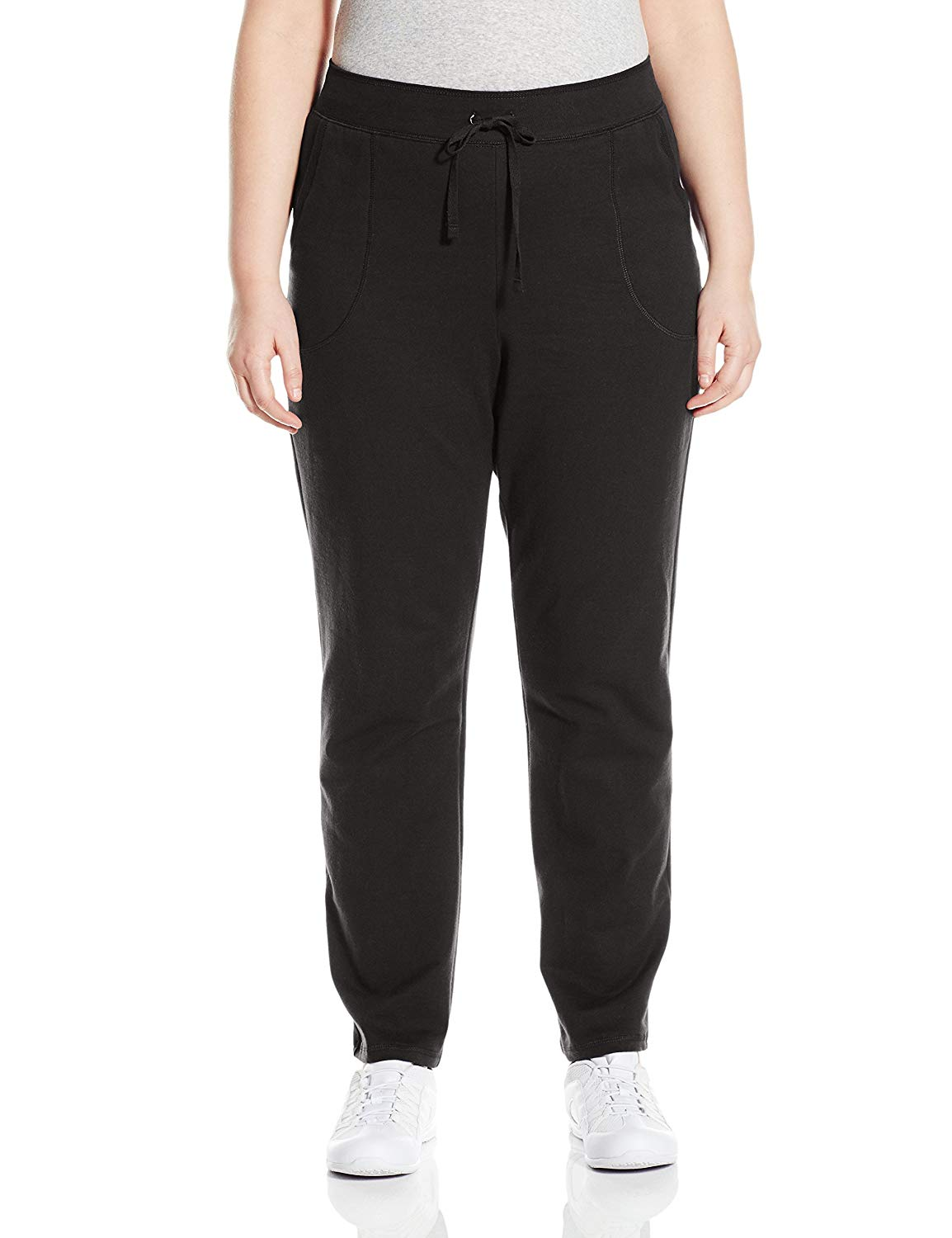 9fee22b8cf Get Quotations · Just My Size Women s Plus French Terry Pant
