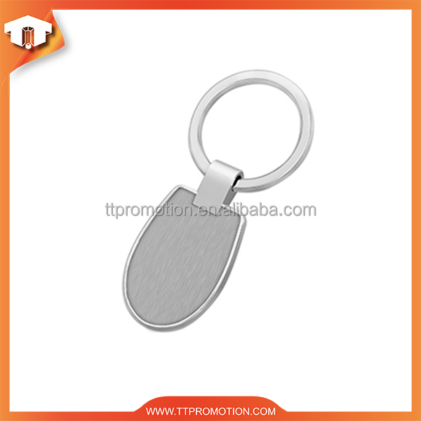 custom printed 3d animal metal keychain From China supplier