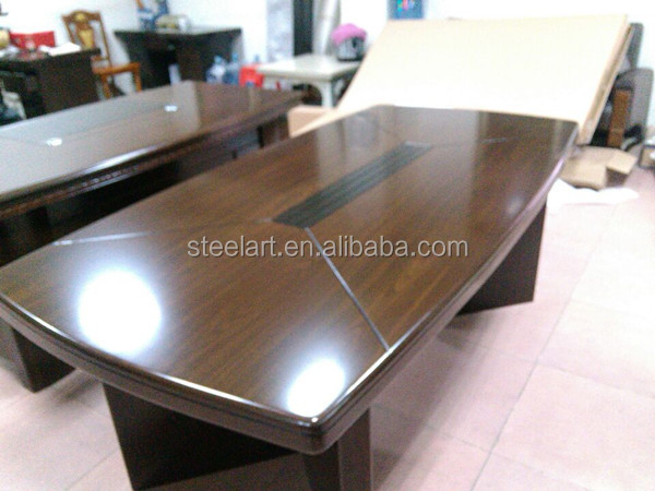 Guangzhou Cheap Price Hot Design Executive Wooden Office Table