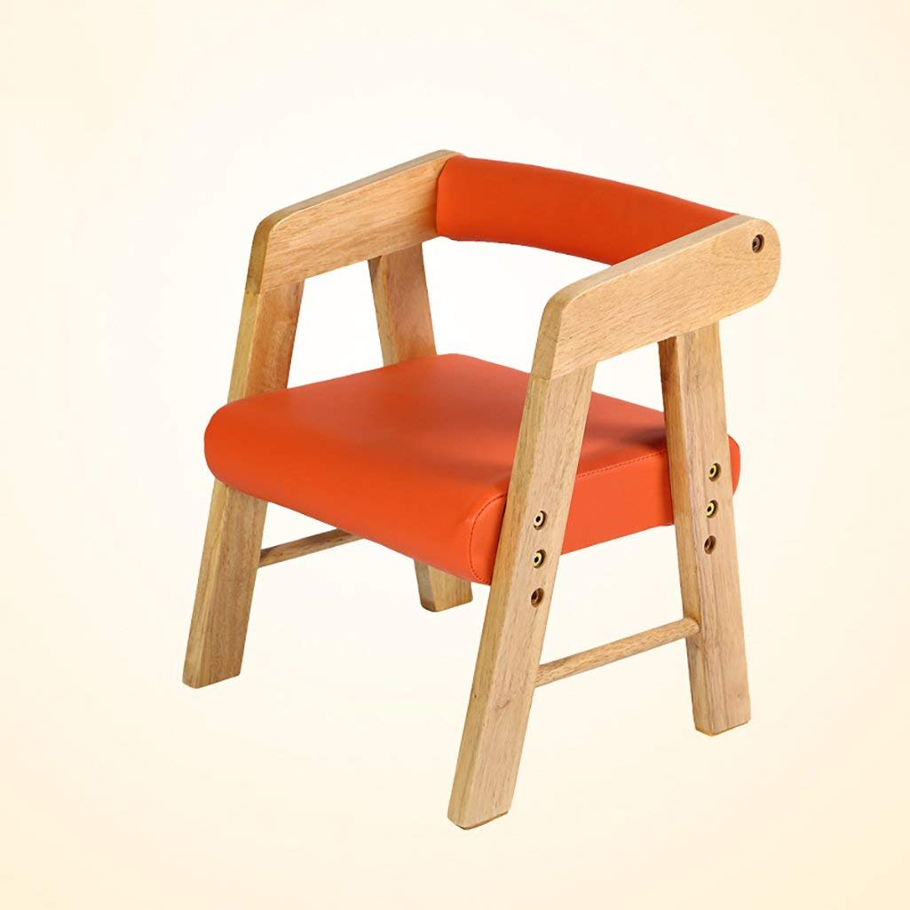 PM-Folding Stools Parkson-Chairs Wooden Chair, Home Chair, Lift Chair, handrail, Adjustable Wood Chair (Color : B)