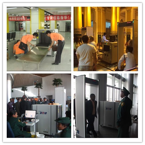 wholesale airport security system, x-ray screening machine for baggage, luggage, parcel