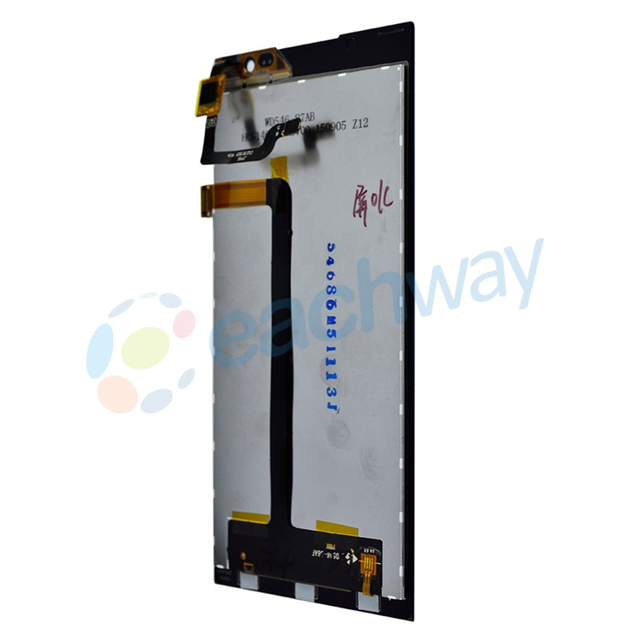 high quality mobile Replacement LCD screen for Ulefone Be one U5 U58 lcd assembly black Touch Screen Digitizer