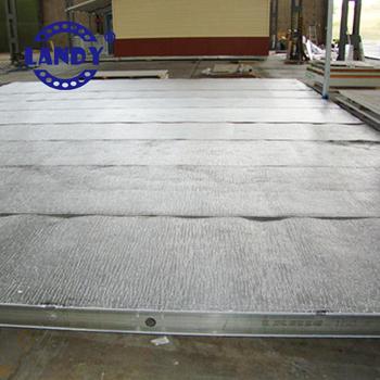 Silver Polystyrene In Floor Foil Heat Insulation Floor