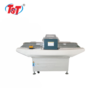 600mm detecting width automatic textile industry metal detectors