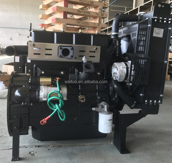 High Speed Marine Diesel Engine Water Cooled