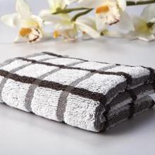 organic bamboo charcoal fiber face towels