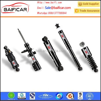 High quality rear Gas shock absorber For DAIHATSU CUORE/DOMINO/MIRA 48531B2020 48531B2050