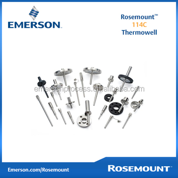Rosemount 114C Thermowell, View Thermowell, Rosemount Product Details from  Emerson Process Management Co , Ltd  on Alibaba com