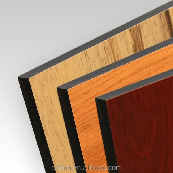 Fmh Hpl Laminado Compacto 6mm Exterior Hpl Panel De