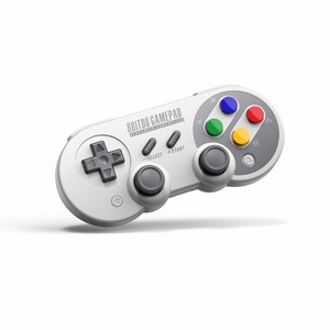 8Bitdo SF30 Pro Wireless Gamepad Gaming Controller for Nintendo Switch/ MacOS/ Android/ Raspberry Pi / PC
