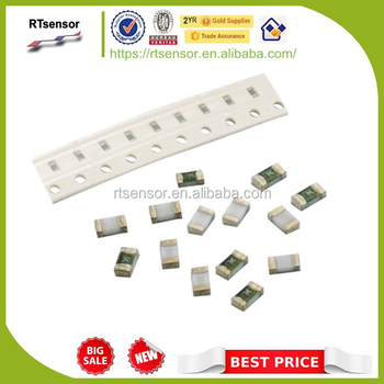 SMD SMT 0603 1608 32V 63V Non-Resettable Thin Film Panel Surface Mount Fuses
