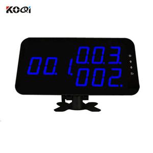 1 Receiver Display 30 Transmitter Call Button  3-keys Restaurant Service Wireless Waiter Call System