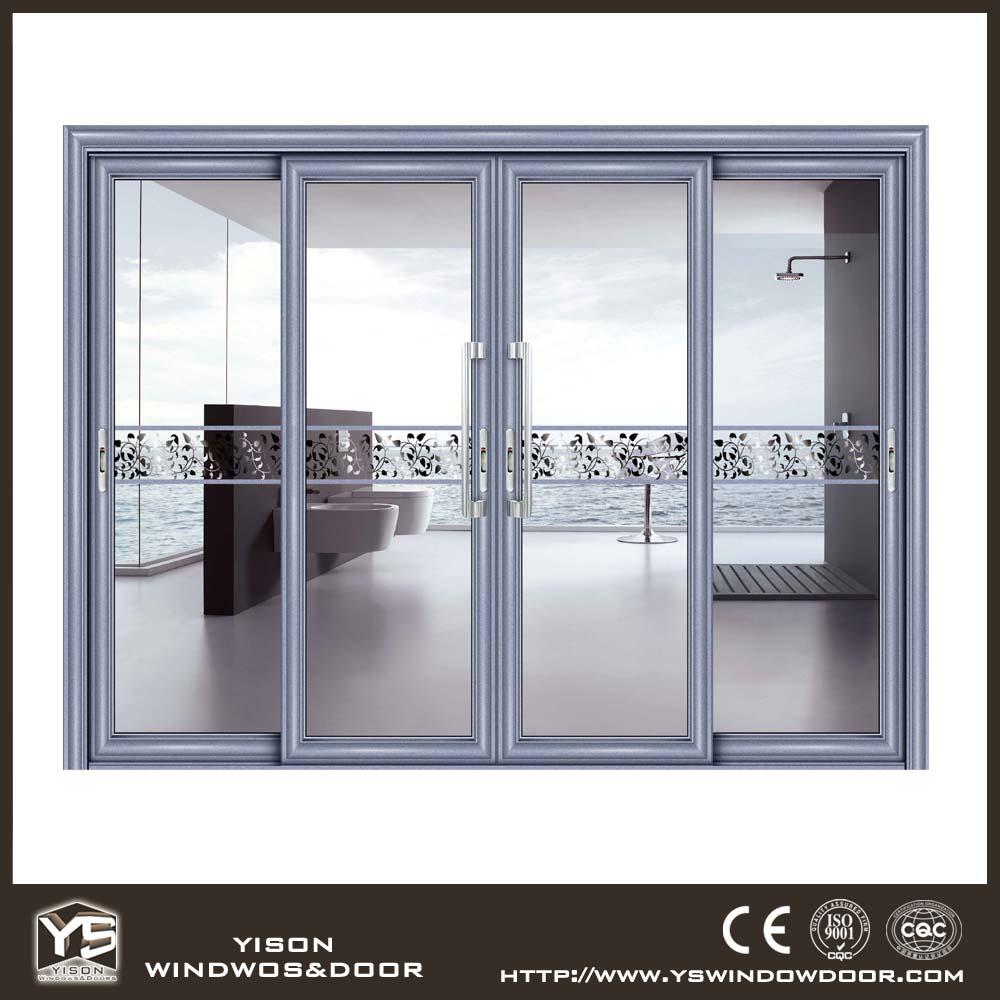 High quality interior sliding door living room aluminum - Living room sliding doors interior ...