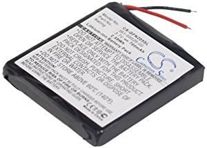 Power2tek 3.7V BATTERY Fits to Garmin forerunner 205, forerunner 305 +FREE ToolSet