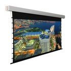 xy screen 120 Inch 16:9 Electric Tab-tension Motorized Projection Screen for Home Cinema projector 4k screen