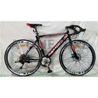 Hot Sale Factory Direct Selling 21 Speed Steel Road Bike