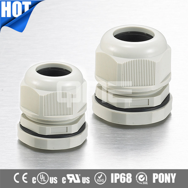 Super Quality IP68 Nylon Cable Gland Electric