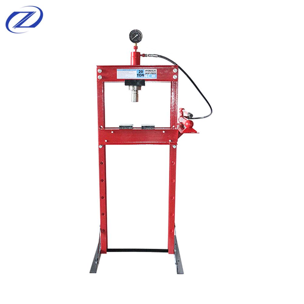 20 Ton Hydraulic Shop Press - Buy Shop Press,Hydraulic Shop Press,20 Ton  Hydraulic Shop Press Product on Alibaba com