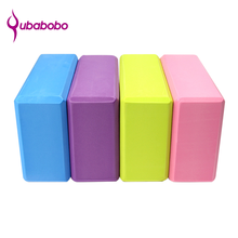 China High Density Eva Foam Yoga Blocks And Bricks Wholesale Price