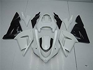 Unpainted Fairing Injection ABS Plastic Raw Kit Fit for 2004-2005 ZX10R
