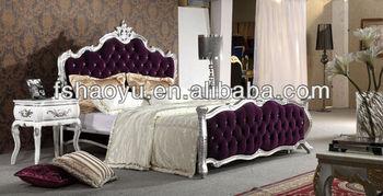 2015 New Style Italian Antique Bedroom Furniture Set - Buy Bedroom ...