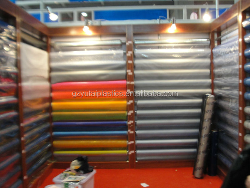 Super clear pvc per porta tenda/super clear pellicola in pvc