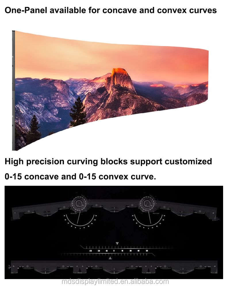 Full color smd giant video led display p2.98 hd indoor rental led