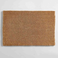 Blank Unpainted Wholesale Plain Coir Door Mats
