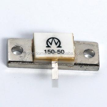 150w Microwave Resistor 50ohm Rf