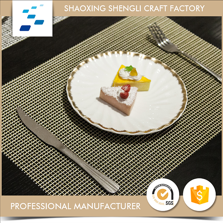 <strong>Natural</strong> design wholesale good price PVC kitchen dining table pad