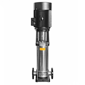 glf CR CM High Pressure Centrifugal Water Booster Inline Pompa Details