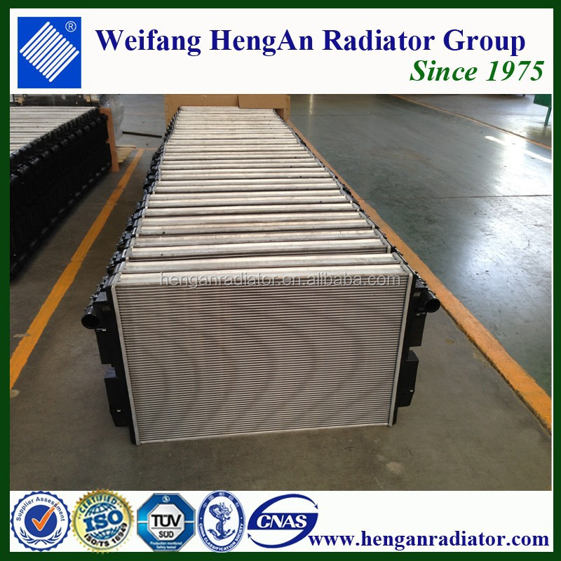 high quality tata car aluminium radiator OEM manufacturer