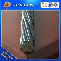 Hydraulic engineering PC Steel Strand Focus on the best quality
