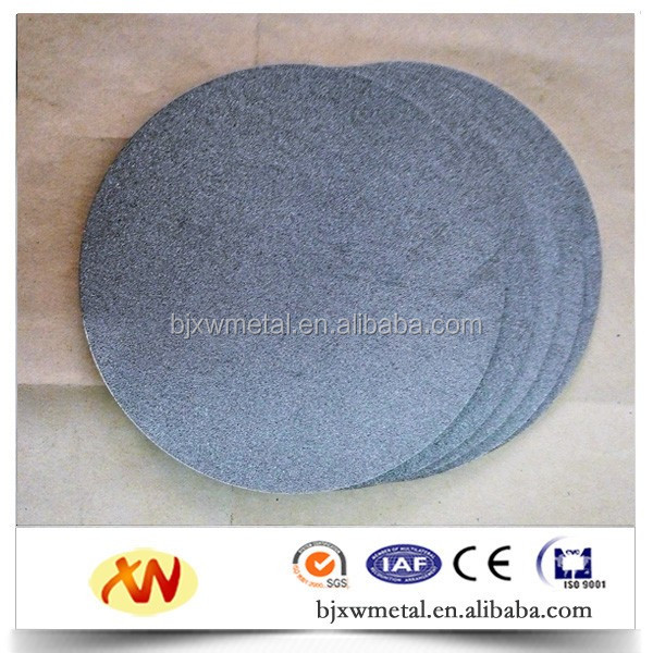 high presion Nickel Foam Sheet Used For Electrode Materials