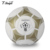 Cheap 32 panels stitched Promotional Football Soccer ball with latex bladder and mirror surface