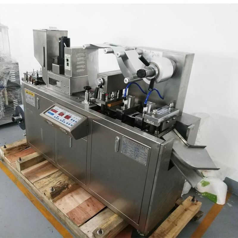 Big capacity High safety level capsule packaging machine