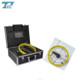 7 inch TFT LCD Color Monitor Pipe Wall Sewer Inspection Camera System with DVR Function TEC-Z710D5 (30m cable )