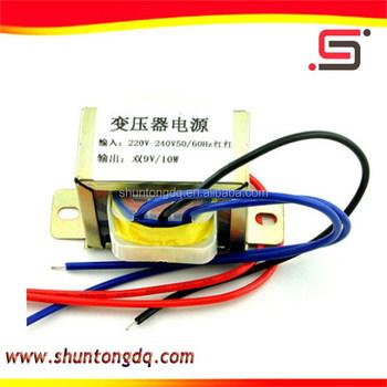 220v 9v/12v Mini Robot Power Core Transformer