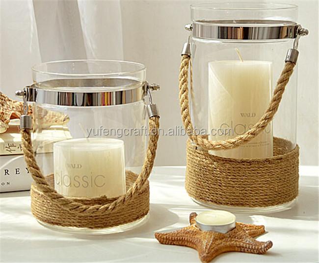 Jarrones de cristal de flores colgando glass jar jarrones de ...