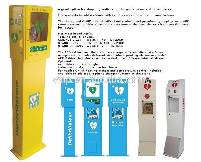 Wap-health Standing Temperature Controller Hard Metal First Aid ...