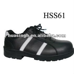 XY,sports style SBP standard night safety shoes with reflective tape
