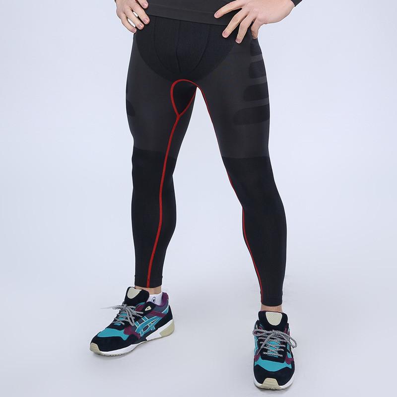 Wholesale Cheap sports fitness leggings for men